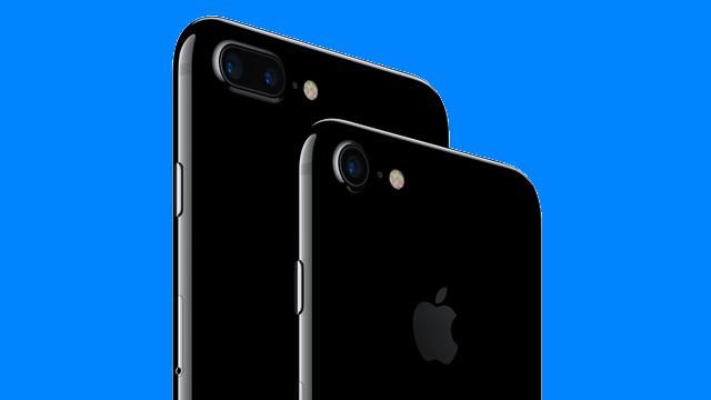 El iPhone 7 obtuvo más de un 47 % de ventas en los Estados Unidos