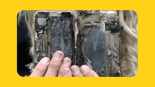 La maldición del Samsung Galaxy Note 7 llega al iPhone 7